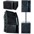 Sistema Line Array E-sound Ml-15 700w - Das - Electro - Aero