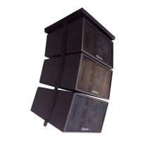Sistema Line Array Curvo Block110 (comp Italianos) $ 4900