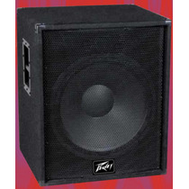 Peavey Pv 118 Bafle Subwoofer Grave Parlante 18 400 Watts