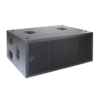 Proel Axion Edges Sw218 Subwoofer Line Array Autoamplificado