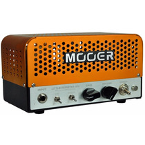 Mooer Little Monster Bm - Mini Cabezal Valvular P/bajo