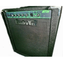Amplificador P/ Bajo Electrovox Basstech Be-60 Parlante 12¨