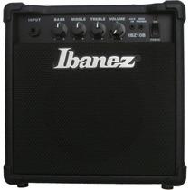 Amplificador Bajo Ibanez Ibz10b 10 Watts Calidad
