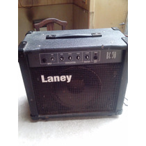 Amplificador De Bajo Laney Bc30, Made In England !!