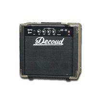 Amplificador Decoud De Bajo Hb 20