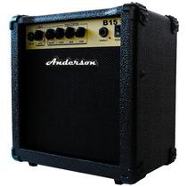 Amplificador Anderson G-10 And P/guitarra 10watts Edenlp