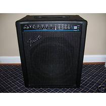 Amplificador De Bajo Fender Bxr 60 Watts