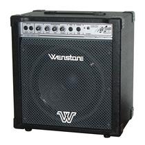 Amplificador De Bajo Wenstone Be-400 De 40 Watts