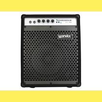Amplificador Para Bajo Combo Warwick Bc40 40 Watts Eq 3 Band