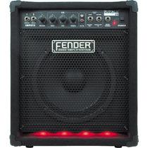 Amplificador Fender Rumble 25 Con Neon Único Tomo Pp