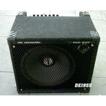 Amplificador Bajo Swr Basic Black Combo Made In Usa 120w