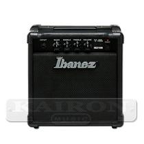 Amplificador Ibanez Ibz-10b Para Bajo 10 Watts