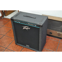 Amplificador Peavey Tko Bass 80 Watts Rms Woofer 15 U.s.a.