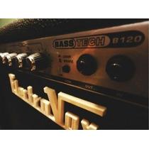 Amplificador Para Bajo Electrovox Basstech 120