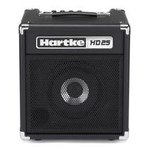 Amplificador Hartke P/bajo Hd25, 25watts, 1x8, Nuevo Modelo
