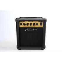 Amplificador Anderson B15 And Para Bajo 15 Watts, 6.5 Edenlp
