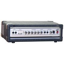 Wenstone Be 2200 H - Cabezal Amplficador 220 W Para Bajo