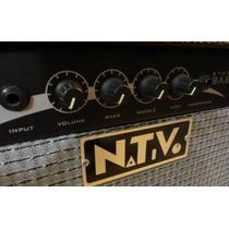 Liquido Amplificador De Bajo Nativo Bass Studio Usado Muy Bu