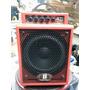 Amplificador Para Bajo Portatil A Bateria Ss Pro Bass Jazz