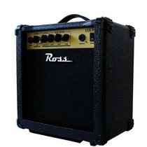 Ampli Ross G15 Guitarra 15 Watts 6,5 , Dist Eq. Novamusic