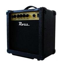 Ampli Ross G15 Guitarra 15 Watts 6,5 , Dist Eq.
