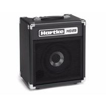 Amplificador Para Bajo Hartke Systems Hd25 25w 1x8p
