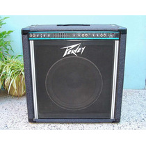 Peavey Tnt 115 Bajo ( Made In U.s.a ) Impecable Miralo !!