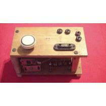 Antiguo Circuito Amplificador O Radial Ver Fotos
