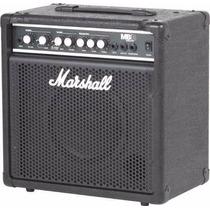 Marshall Mb15 Amplificador De Bajo 15w Fidelidad Y Potencia