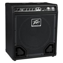 Amplificador De Bajo Peavey Max 115 75 Watts Rms