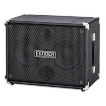 Fender Rumble 2x8 Caja Bafle Para Bajo Neodinium 500 Watts