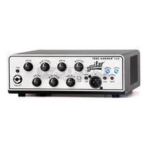 Cabezal Aguilar Tone Hammer 350 Para Bajo 350 Watts