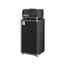Amplificador De Bajo Ampeg Micro Cl Stack Cabezal + Caja Btq