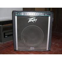 Amplificador Para Bajo Peavey De 300 W .- Black Widow.-