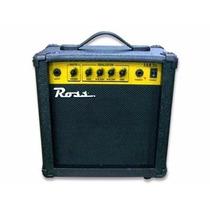 Ross B15 Amplificador Para Bajo (virreyesmusica)