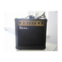 Amplificador Para Bajo Ross B 50
