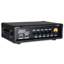 Amplificador De Bajo Ashdown 330 Spyder Mag Dual Tube Cabeza
