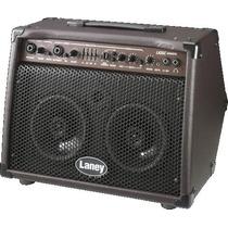 Amplificador Laney La35c Para Acustica Cuerina Marron