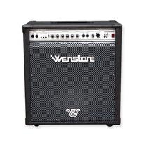 Amplificador De Bajo Wenstone Be1200e Combo 120w Eminence
