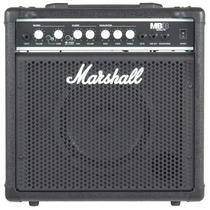 Marshall Mb15 Amplificador Combo Para Bajo De 15watt