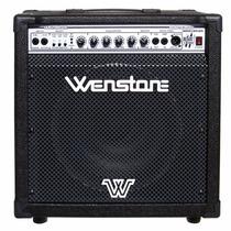 Wenstone Be600 Amplificador Para Bajo Eminence Marands Music