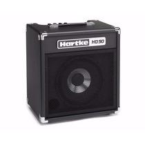 Amplificador Combo P/ Bajo Hartke Hd50 50w Hydrive 1 X 10