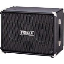 Bafle Fender Rumble 2x8 Neodinium - Para Bajo - 500w