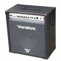 Equipo Amplificador Bajo Wenstone Be1200 Eminence 120w
