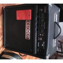 Amplificador Para Bajo Fender Rumble 15 W Cuotas