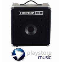 Hartke Hd50 Amplificador Combo Para Bajo 50w Nuevo