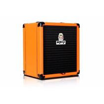 Amplificador Orange Amplificador Bajo Crush Cr 25bx 25 Watts