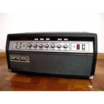 Ampeg Svt Classic 1978 Vintage Cabezal Valvular Usa 300w
