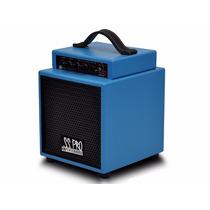Amplificador De Bajo Ss Pro 20 W Portátil Recargable!!