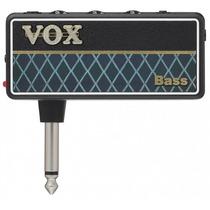 Amplificador De Bajo P/auriculares Vox Amplug2 Bass